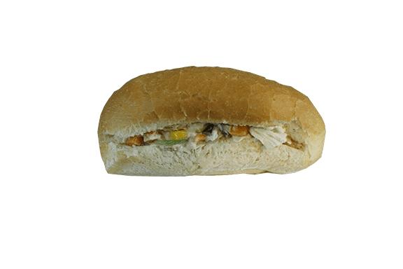 عکس ساندویچ سالاد مرغ